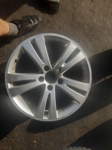 диски мерседес 17 в Кыргызстан: Продаются диски от мерседеса 5/112 в идеальном состоянии
