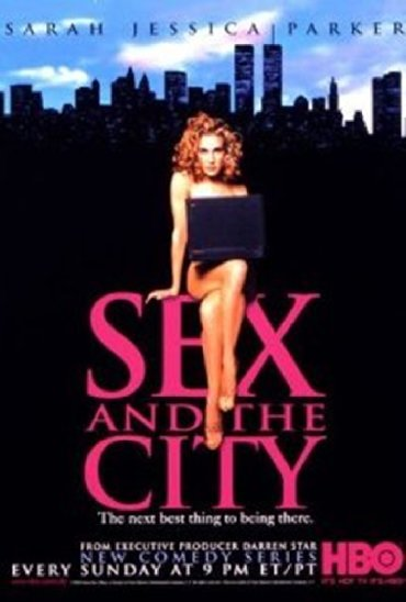 Sex and the City. Serija sa prevodom. --Kontakt
