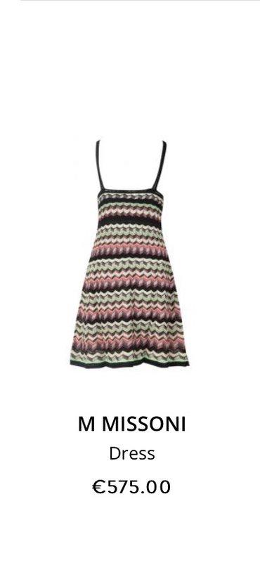Φόρεμα Misdoni No small . Strapless με δεσιμο στο λαιμό ή μπροστά .  σε Υπόλοιπο Αττικής - εικόνες 8