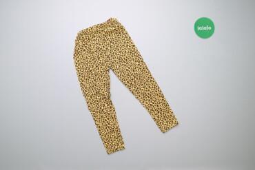 """Джинсы и брюки - Киев: Дитячі лосини у леопардовий принт фабрики """"Наталі"""", вік 7-8 р., зріст"""