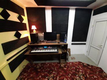 Сдаётся помещение под студию звукозаписи, аранжировки. Площадь
