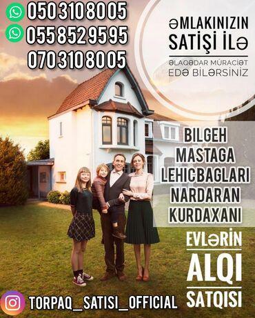 Kiraye evlerin kreditle satisi - Azərbaycan: Satılır 2 sot Tikinti vasitəçidən