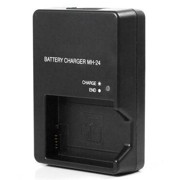 """Adapter """"MH-24""""Nikon EN-EL14 batareyası üçün uyğundur.Nikon D3100"""