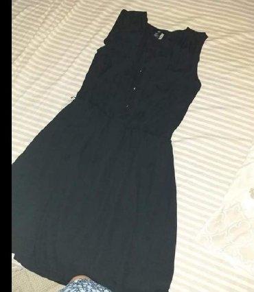 Crna sirena haljina - Srbija: H&M haljina, u odlicnom stanju, siri se  Velicina M,L