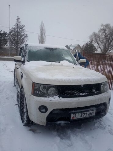 siemens старые модели в Кыргызстан: Rover 5 л. 2009