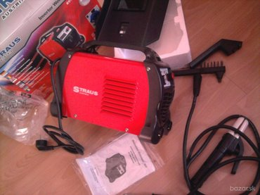 INVERTER Straus 300A display - Subotica