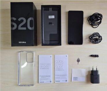 Samsung galaxy on5 - Srbija: Novo Samsung Galaxy S20 Ultra 128 GB siva