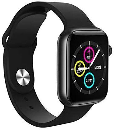 Ağ Uniseks Qol saatları Apple