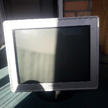 бу монитор samsung в Кыргызстан: Продаю монитор в хорошем рабочем состоянии