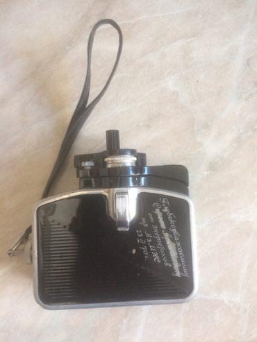 Bakı şəhərində Ekran3 video kamera.1970-ci ilin.