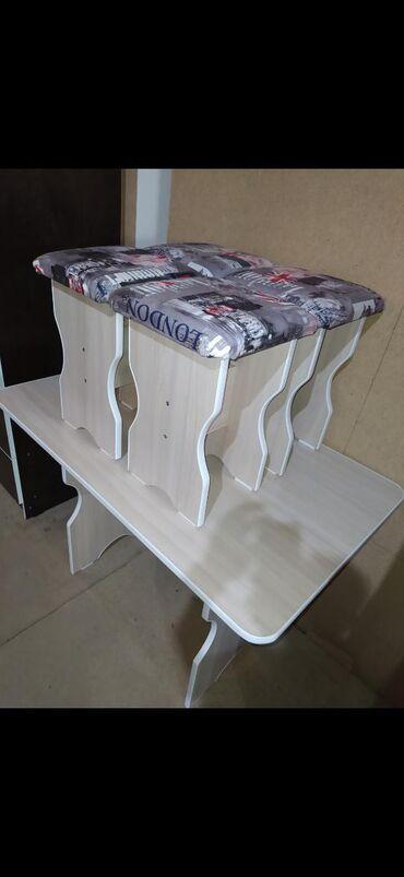 Стол стул НОВЫЕ!