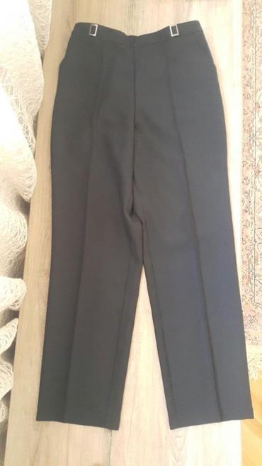 женские-брюки-новые в Азербайджан: Брюки женские. Mark&Spencee. UK. Размер UK 10, EUR 38. Цвет