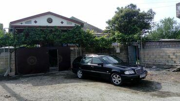 Avtomobillər - Azərbaycan: Mercedes-Benz C 180 1.8 l. 1998 | 273000 km