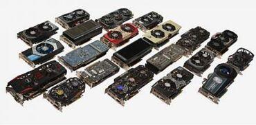 geforce gt 630 2gb в Кыргызстан: В продаже есть видеокарты: GT 440 1,5gb 192Bit DDR3 - 1400cGT 640 1gb