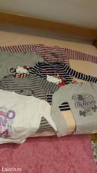 razne maicice (bluzice) u odlucnom stanju za devojcice br 6-8 hello ki - Beograd