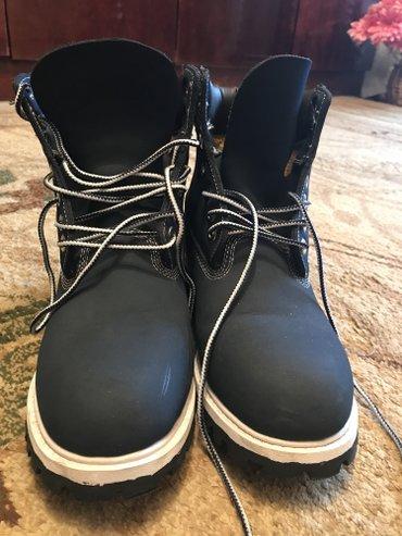 Совершенно новые ботинки 40 размера, в Бишкек