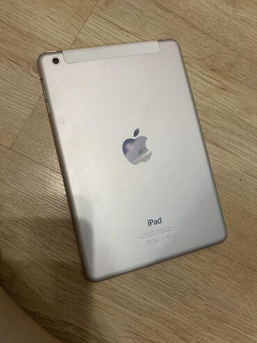 IPad mini wi-fi 16gb  Поддержит симкарты Состояние отличное