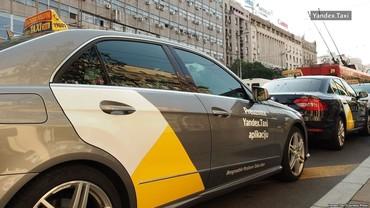 КОРОНА Яндекс.Такси!!!   с личным авто в Бишкек