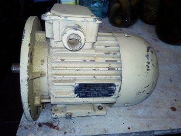 Bakı şəhərində Новый двигатель ассинхронный, Тип 4АМ71А2-ОМ2.3-фазный 50Hz 220-380