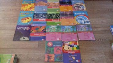 Knjige, časopisi, CD i DVD | Pozarevac: Udzbenici za 5 razred osnovne škole