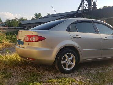 Mazda 6 2 л. 2002