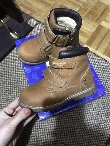 Зимние ботинки 26-27 размер. Очень в Бишкек