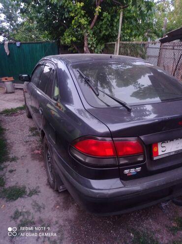 Транспорт - Заря: Mazda 626 2 л. 1999