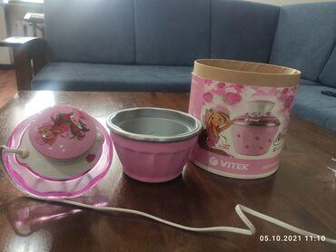 фризер для мороженого бишкек в Кыргызстан: Мороженица, для домашнего мороженого