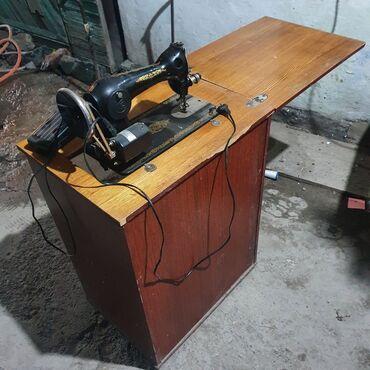 Швейные машины в Кыргызстан: Срочно продаю советский швейная машина состояние хорошее