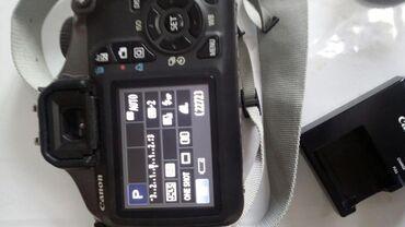 фотоаппарат canon eos 1100 d в Кыргызстан: Фотоаппарат CANON EOS 1100DВ отличном состоянии. Мало изпользовали. В