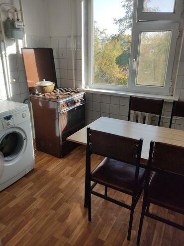 дизель квартира in Кыргызстан | АВТОЗАПЧАСТИ: 2 комнаты, 46 кв. м, С мебелью частично