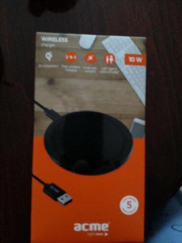 Telefone - Srbija: Bežični punjač za mobilne telefone