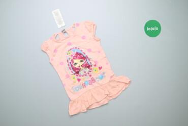 Топы и рубашки - Новый - Киев: Дитяча футболка для дівчинки Esilla Baby, вік 5 р., зріст 110 см    До