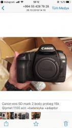canon eos 5d mark ii в Азербайджан: Canon eos 5D mark 2 body probeg 20k