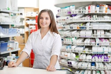 Работа - Мыкан: Срочно требуется фармацевт со знанием 1С русскоговорящая работа находи