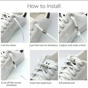 Продаю шнурки . Очень удобные для тех кто уже устал без конца