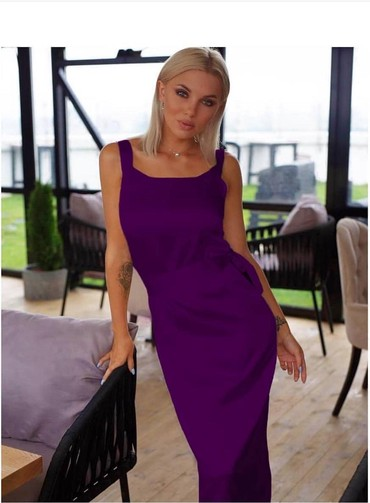 Платье Виолла для раскошных дам Новое . Скидка .Все размеры в Бишкек
