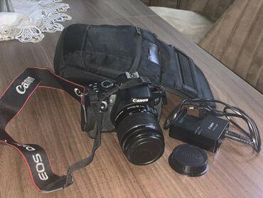 Canon EOS 650 D demek olarki hec istifade olunmuyub