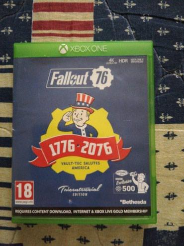 Fallout 76, igrica za Xbox One očuvana i korišćena. Preuzimanje po - Belgrade