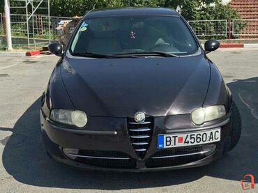 Alfa Romeo 147 1.9 l. 2003 | 156000 km