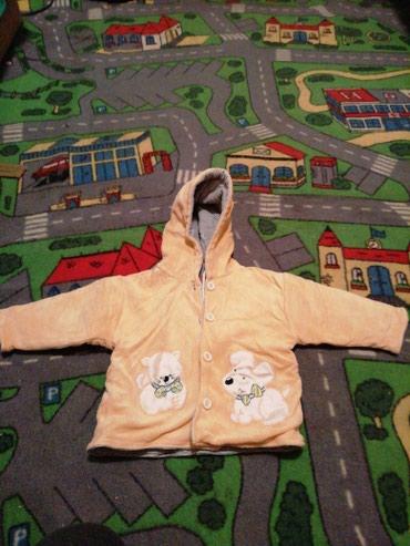 Pliš postavljena jaknica vel86 - Belgrade