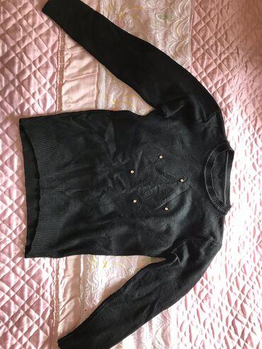 женские-черные-свитера в Азербайджан: Kofta yaxsi veziyyetde