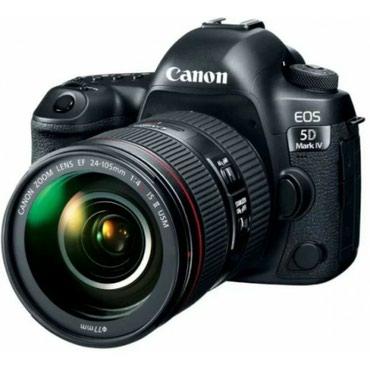 Canon 5D Mark IV təzə.KiT.Obyektiv 24-105 II versiya təzə.Real в Qusar