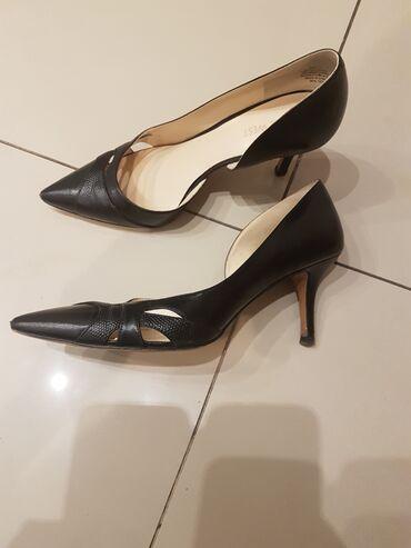 Ženska obuća   Sremska Mitrovica: Nine West kozne cipele,broj 39,bez ostecenja
