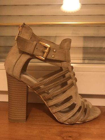 Prodajem sandale  Broj 36, nosene nekoliko puta, bez ostecenja