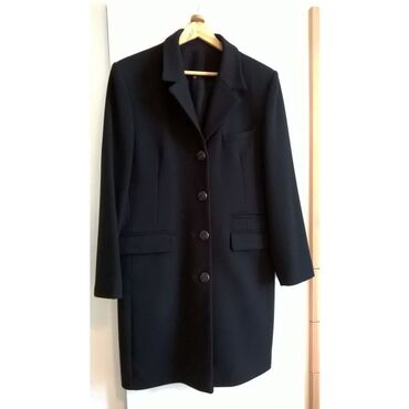 Παλτό μαύρο ( Galatis ) No.52Το παλτό έχει φορεθεί 3-4 φορές ( είναι