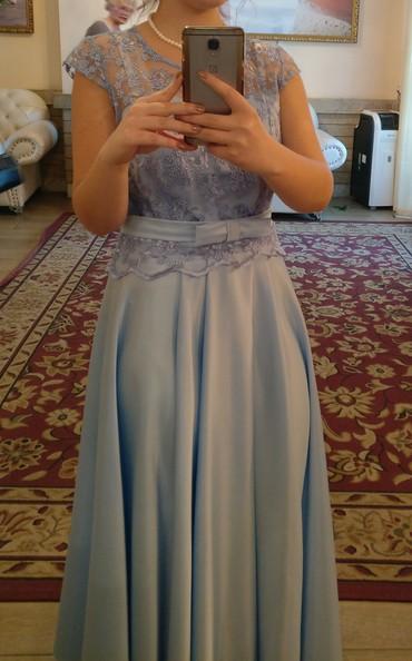 Вечернее платье, отличный вариант для выпускного, подойдёт на m или l в Бишкек