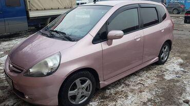 дешевые автомобили в бишкеке в Кыргызстан: Honda Jazz 1.3 л. 2008 | 1 км