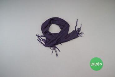 Жіночий шарф з китицями   Розмір: 140х25 см  Стан гарний  Річ потребує