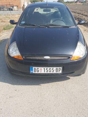 Sedista - Srbija: Ford Ka 1.3 l. 2003   219000 km